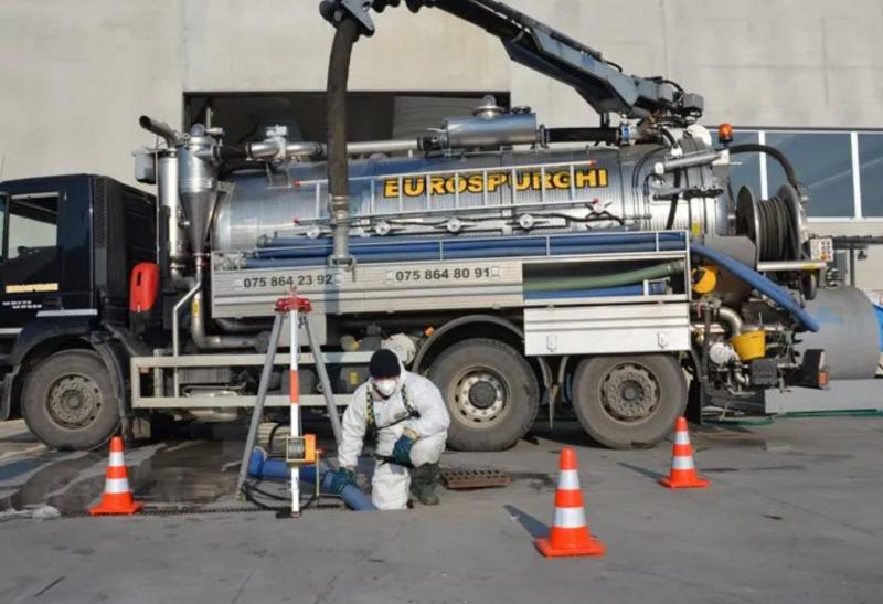 Eurospurghi raccolta smaltimento rifiuti
